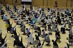 己抄呼~misako~×ろっ骨エクササイズ椅子カキラ スペシャルイベント