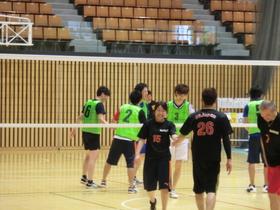 第35回ファミリーソフトバレーボール大会開催!!