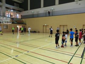 平成28年度あらいミニバスケットボール3on3大会開催!!