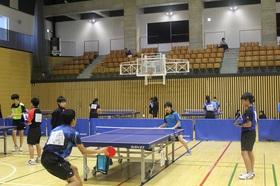 「平成28年度あらい卓球大会」開催