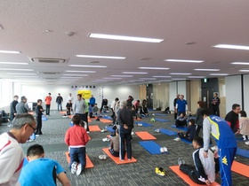 平成28年度「スポーツ研修会」開催のご案内