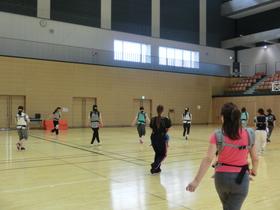今月のママチル体操教室