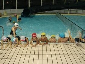 「春のめだか水泳教室」開催します  ~春休みに上手に泳げるようになっちゃおう‼~