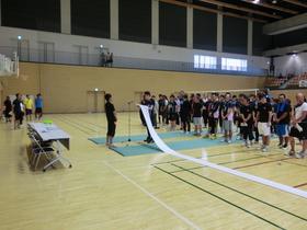 第36回ファミリーソフトバレーボール大会申込受付開始!!