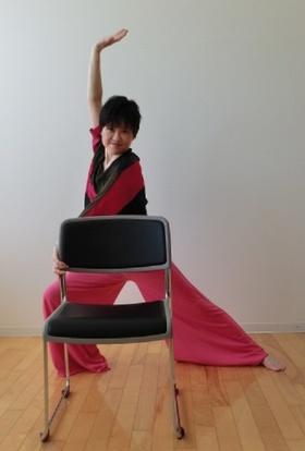 期間限定!「椅子カキラ」夜のクラスを開催!