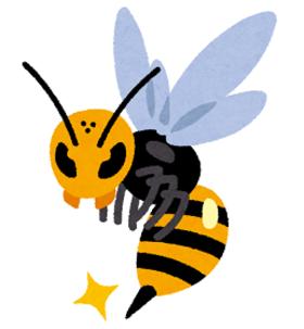 【新井総合公園・ハチの巣】について