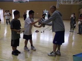 あらいミニバスケットボール3on3大会開催!!