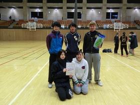 第6回スプリングカップソフトバレーボール大会開催!!