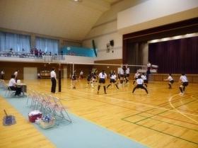令和元年度あらいバレーボール大会開催!!