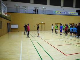 第38回ファミリーソフトバレーボール大会開催!!