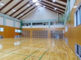 【新井総合公園 体育館】冬期間(12~3月)のご利用について(お知らせ)