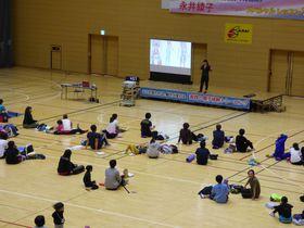 実践!親子体幹トレーニング