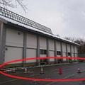 冬期間【総合公園 体育館】駐車場の利用について(お願い)
