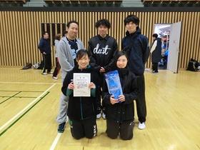 第7回スプリングカップソフトバレーボール大会開催!!