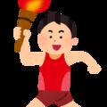 「希望の光がやってくる」~東京2020オリンピック聖火の展示を行います~