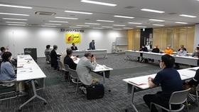 令和3年度「NPO法人スポーツクラブあらい定例総会」を開催